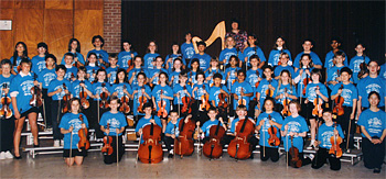 The Raleigh Children's Orchestra